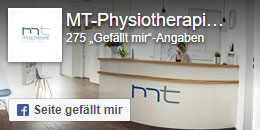 MT Physiotherapie bei Facebook